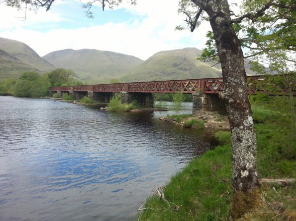 West Highland Line (River Orchy)