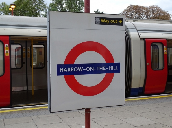 Harrow-On-The-Hill tube station
