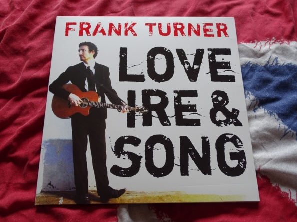 Love Ire & Song, by Frank Turner