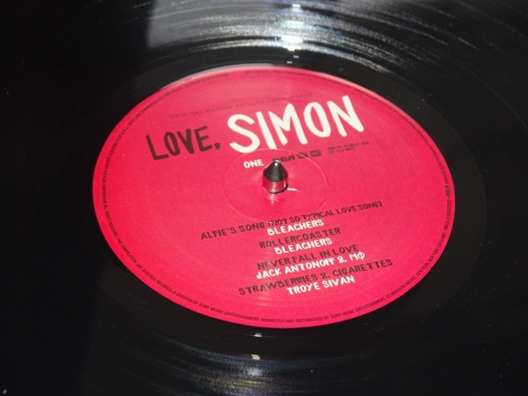 Vinyl: Love, Simon (Soundtrack)