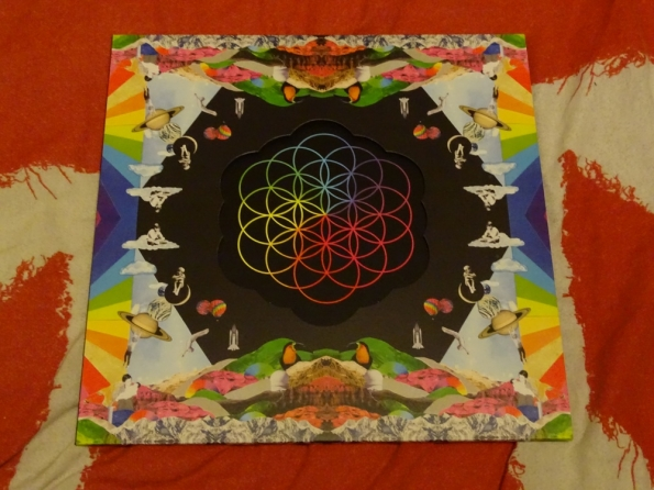 A Head Full Of Dreams, by Coldplay