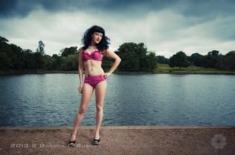 Mia D Love - Pin up - Fashion model