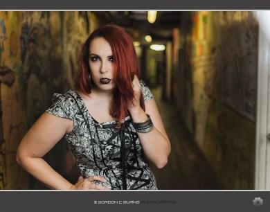 Silvia 05 - Camden fashion shoot
