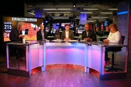2016 election night panel at the Yahoo News Studios on Tuesday, Nov. 8, 2016.(Gordon Donovan/Yahoo News)