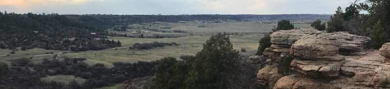 Castlewood Canyon State Park 2018 -Trip #2