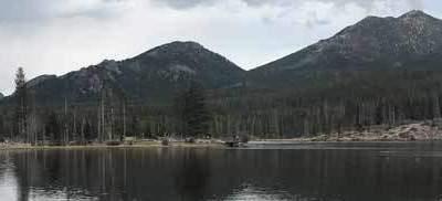 Sprague Lake Loop-2018