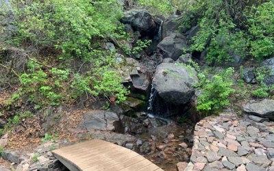 Willow Creek Falls
