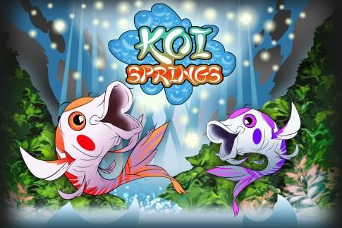 Koi Springs - Marketing artwork.
