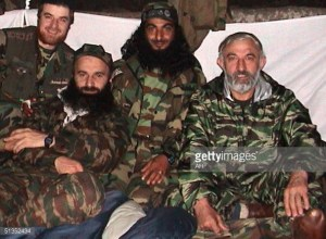 photo chechen separatists