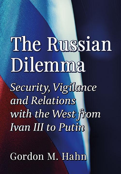 Russian Dilemma BOOK COVER