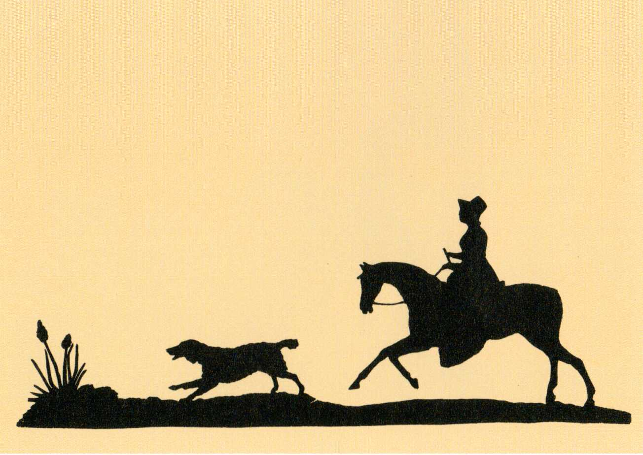 Sidesaddle Silhouettes