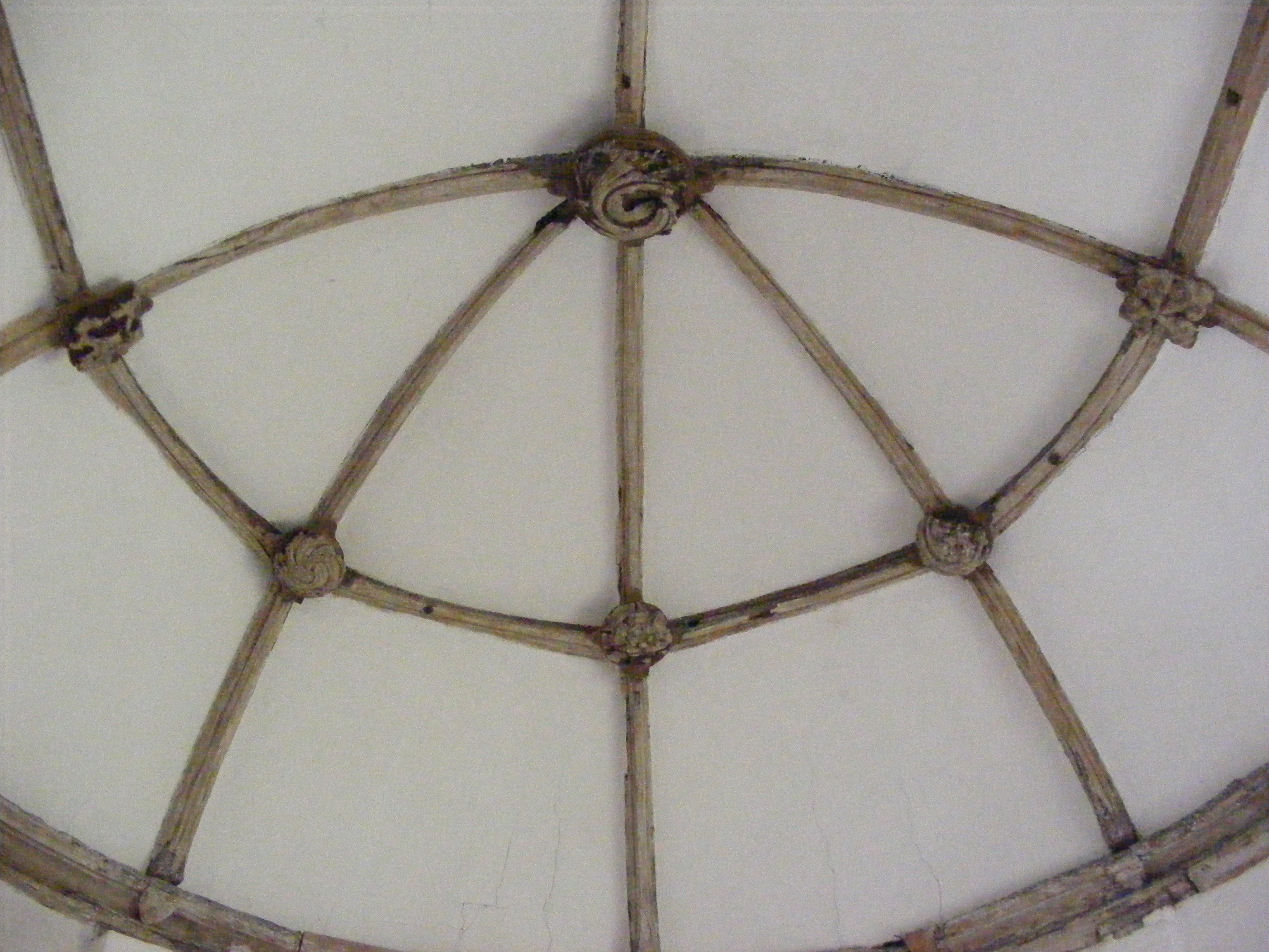 Winterborne Tomson, St Andrew, chancel roof