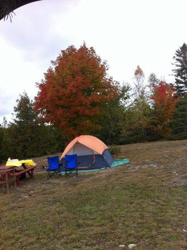 dark sky camping