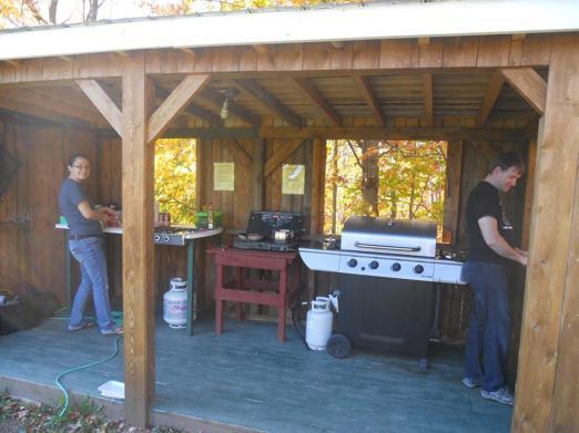 Summer Kitchen - Gordon'S Park