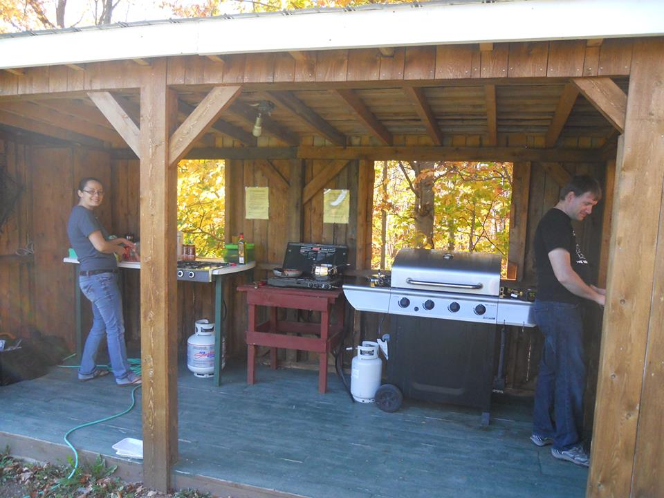Summer Kitchen Gordon S Park