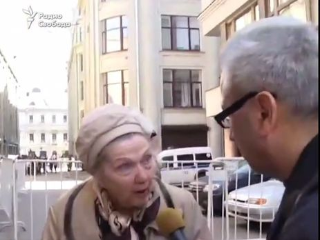"""Тамара Михайлівна: Я написала в листі: """"Доситьить, Путіне, брехати, красти, воювати"""""""