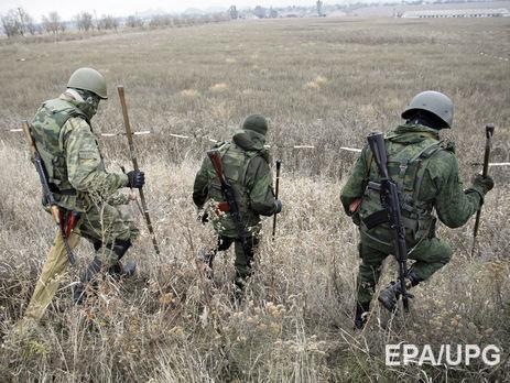 ГУР Міноборони: Бойовики на Донбасі продовжують дезертирувати і розкрадати військове майно