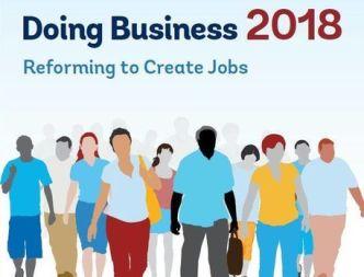 Картинки по запросу doing business 2018