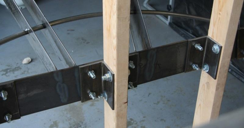 PDF Steel Frame Pergola Plans DIY Free Plans Download