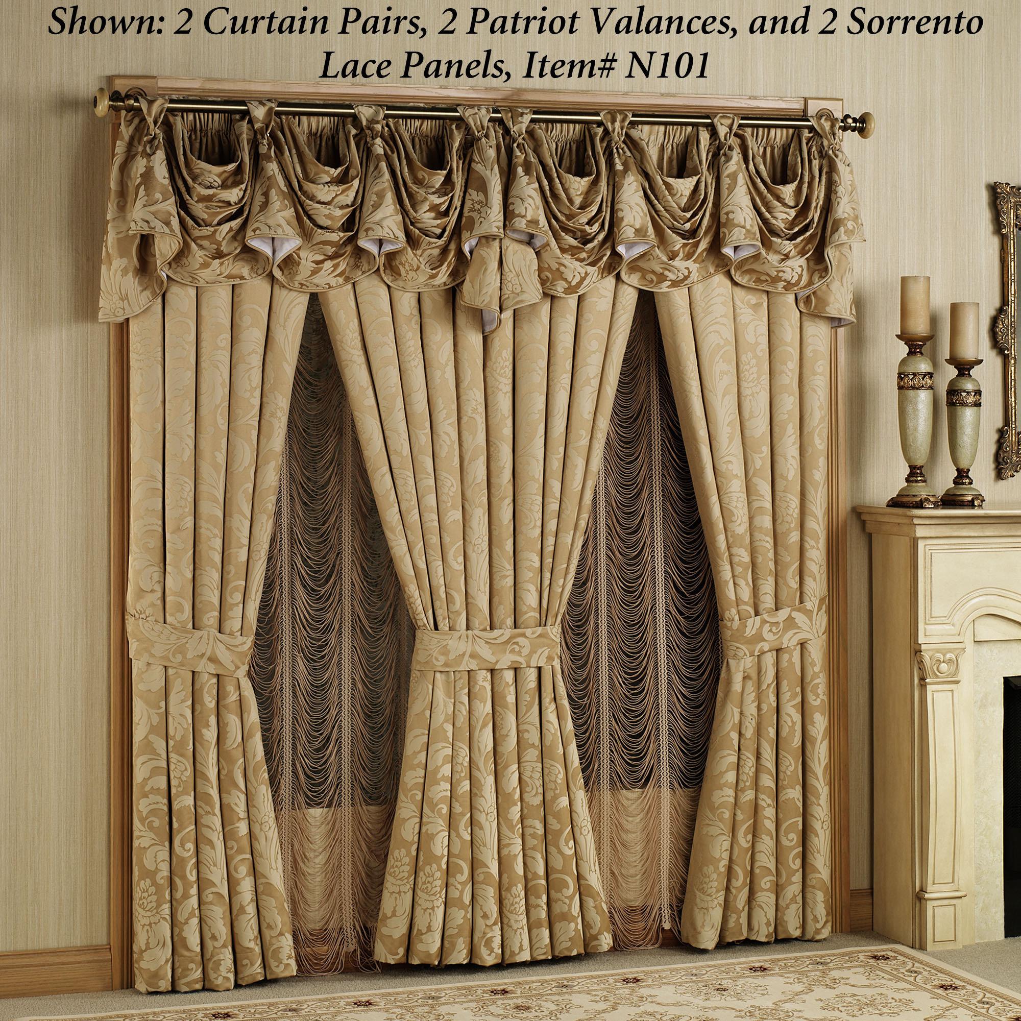 modern drapes beautiful curtain designs