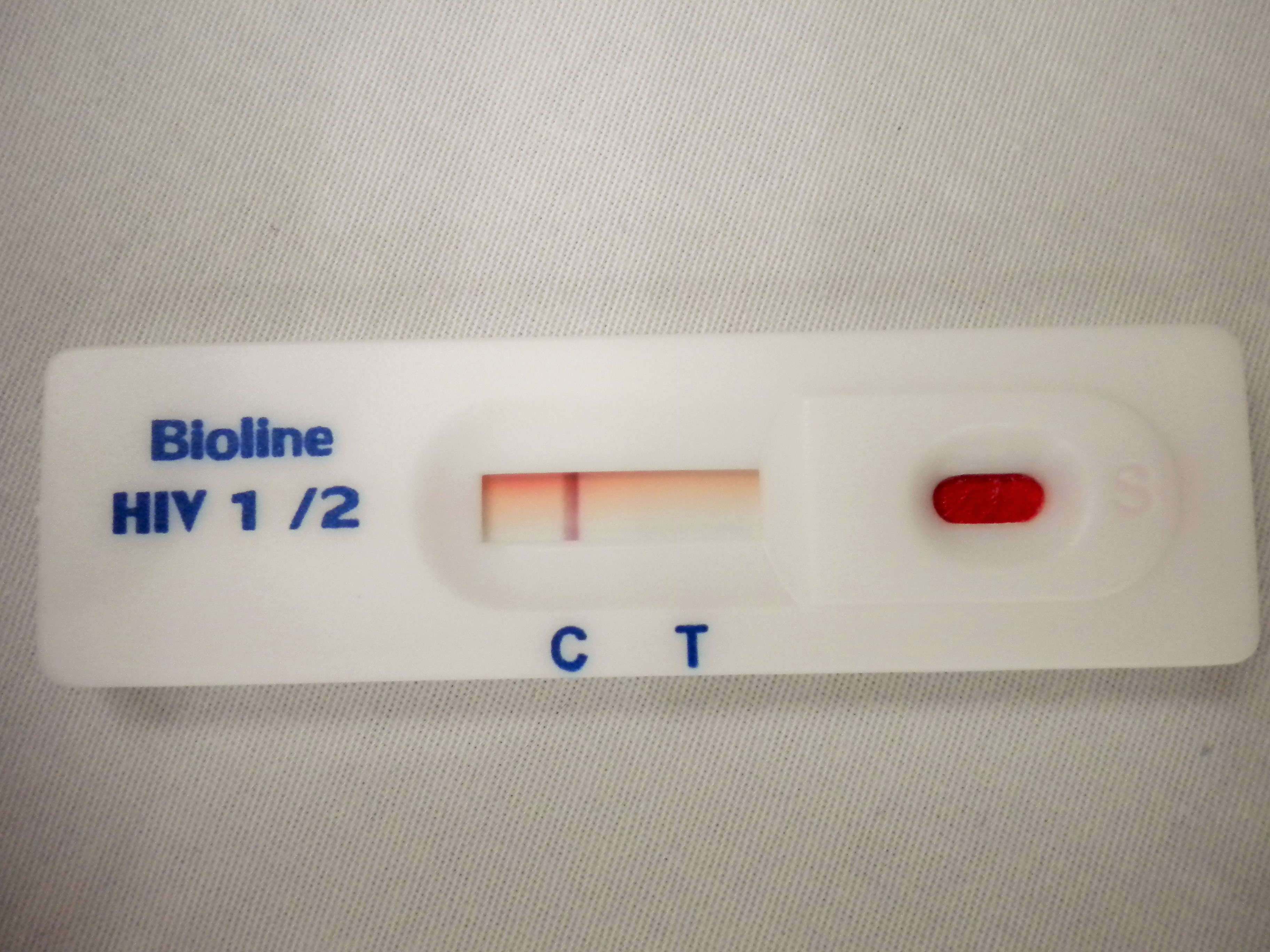 Hiv Test Result Images From It Works