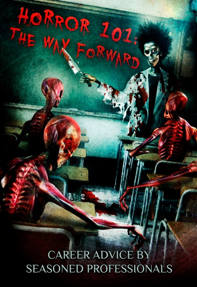 Horror 101 The Way Forward cover
