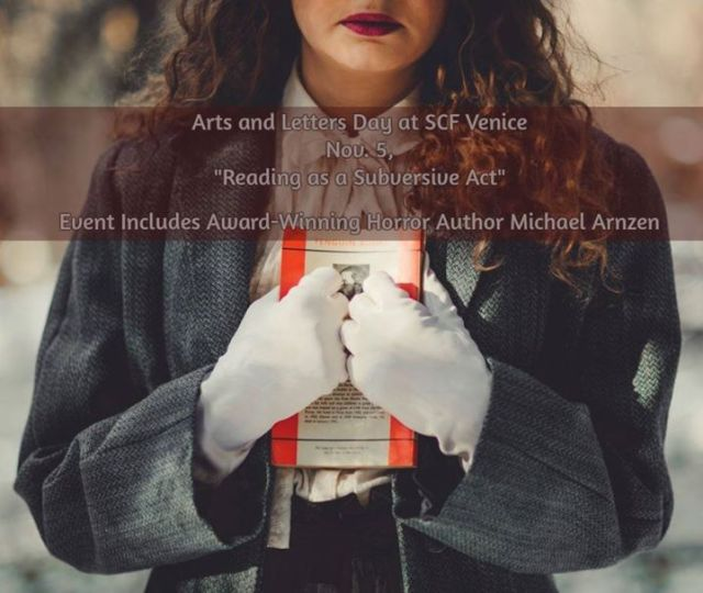 SCF-ArtsAndLetters-Poster