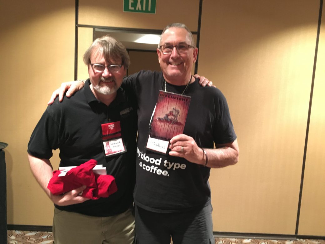 Catching up with Bitchfight publisher, Roy Robbins.