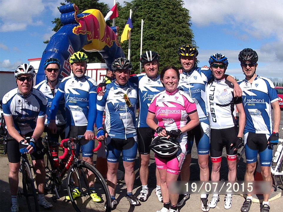 GoreyCC at the 2015 St Luke's Charity Sportive, July 19th