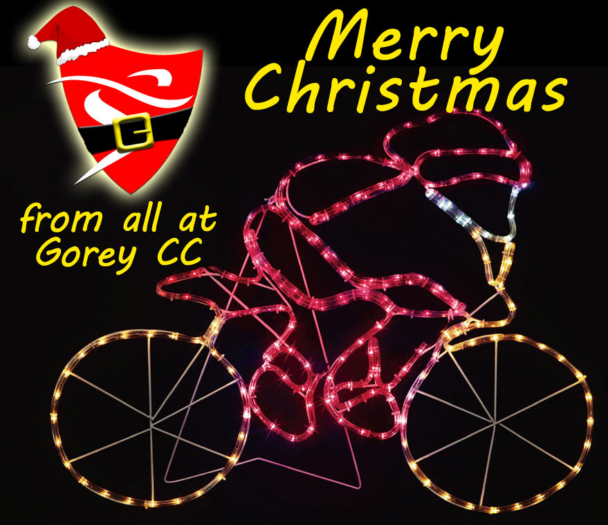 Happy Christmas from Gorey CC
