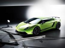 2011 Lamborghini Gallardo 570-4 Superleggera 1