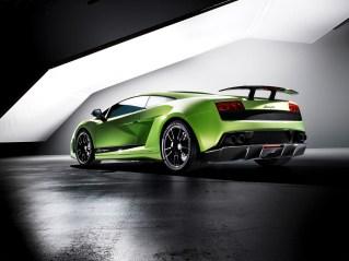 2011 Lamborghini Gallardo 570-4 Superleggera 2