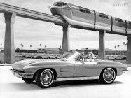Chevrolet Corvette 1963 Stingray