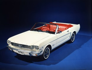 1964 1_2 Ford Mustang Convertible