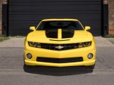 005 2010-Chevrolet-Camaro-Transformers-Special-Edition-Front-View