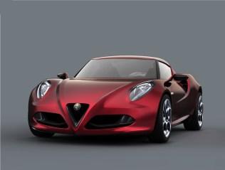Alfa Romero 4c 1