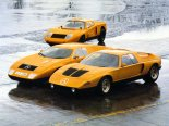 Mercedes Benz C111 thre series - 2