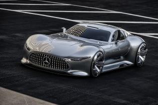 00 Mercedes AMG Vision GT Concept