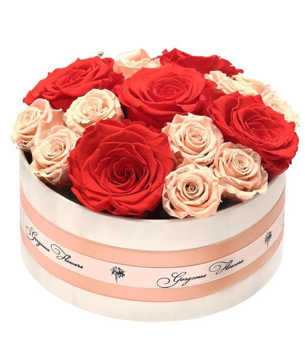 Buy stabilized Ecuador roses online,