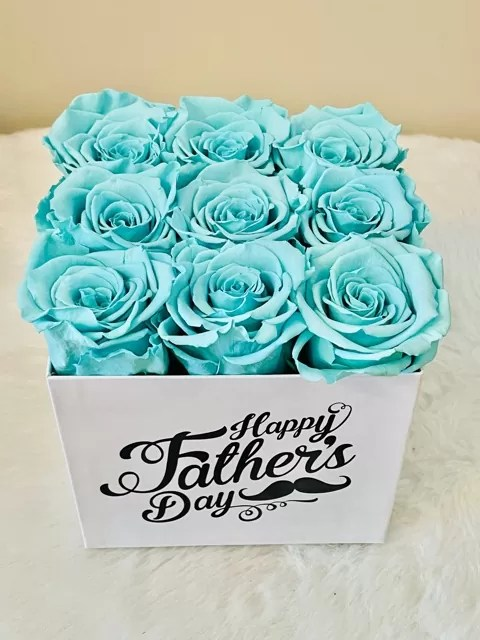 Flowers for father