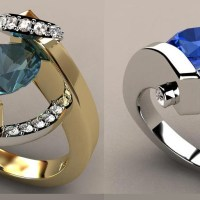 Gorgeous and Innovative Designer Ring Creations