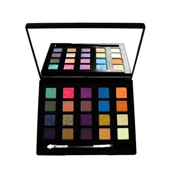 GG 20 Color Eyeshadow Palette