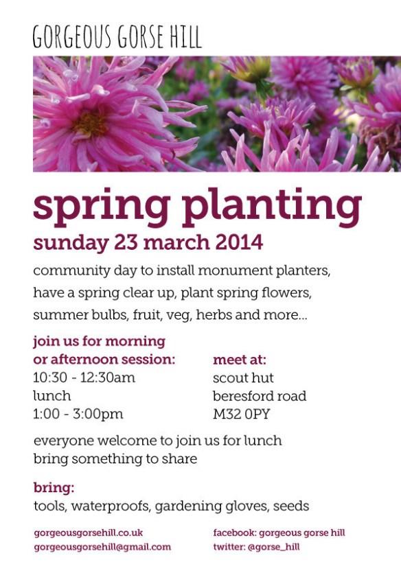 Spring-planting