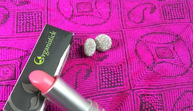 Organistick Lipstick Review and Swatches