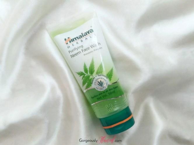 Review | Himalaya Herbals Pure Skin Neem Facial Kit With Face Massager