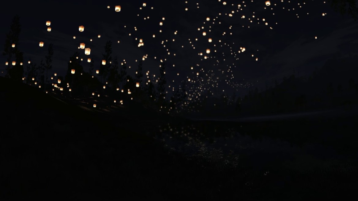Biography of Things: Sky Lantern Festival