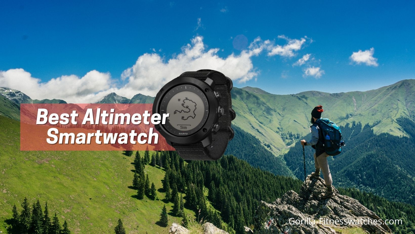 best smartwatches with altimeter