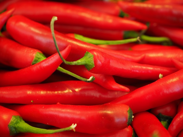 Can Hot Chili Peppers Help Prevent Cancer?