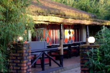 mid-range accommodation in Virunga national park