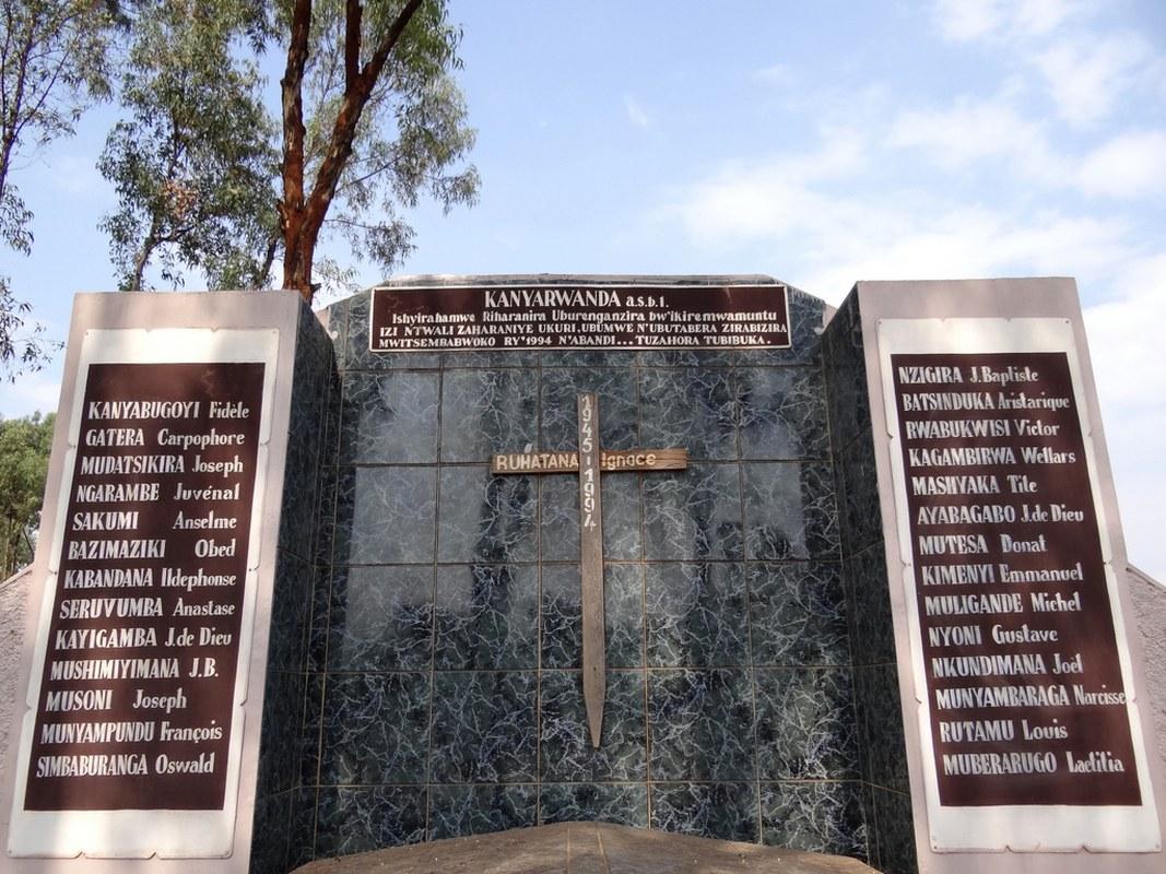 Nyanza Memorial Site